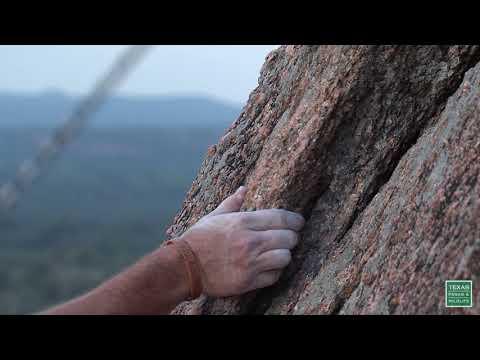 Postcard From Texas: Enchanted Rock Climbing