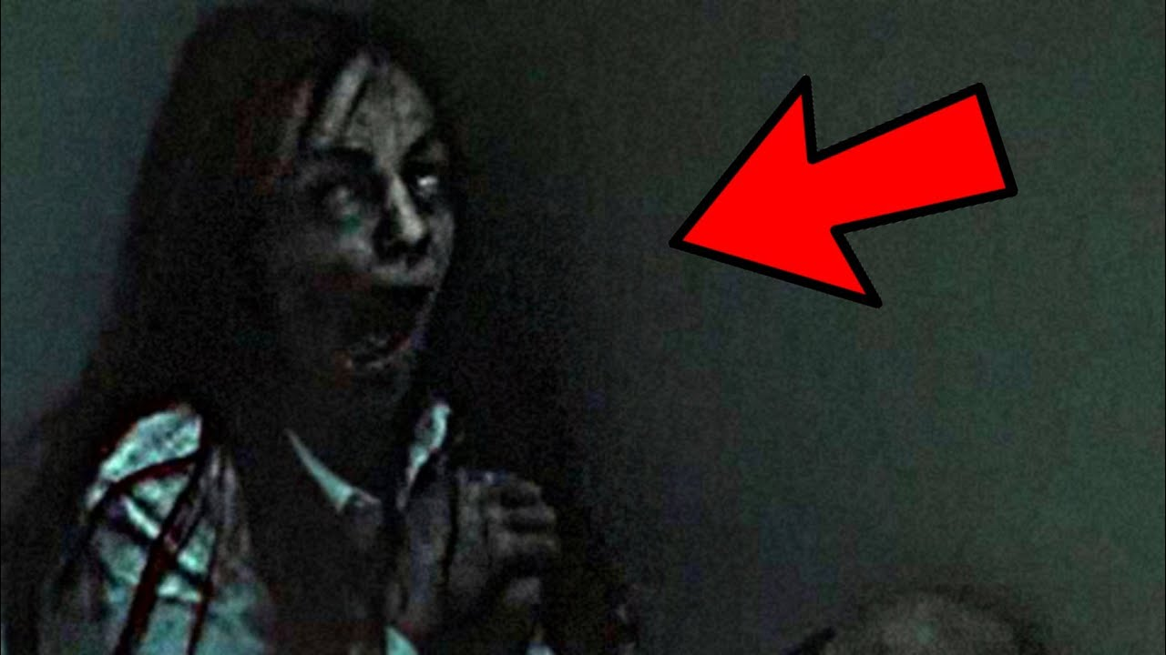 5 SCARY Ghost Videos That Are HEAD OF THE TABLE! (DON'T WATCH ALONE)