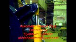 Molten Sulphur Filtration