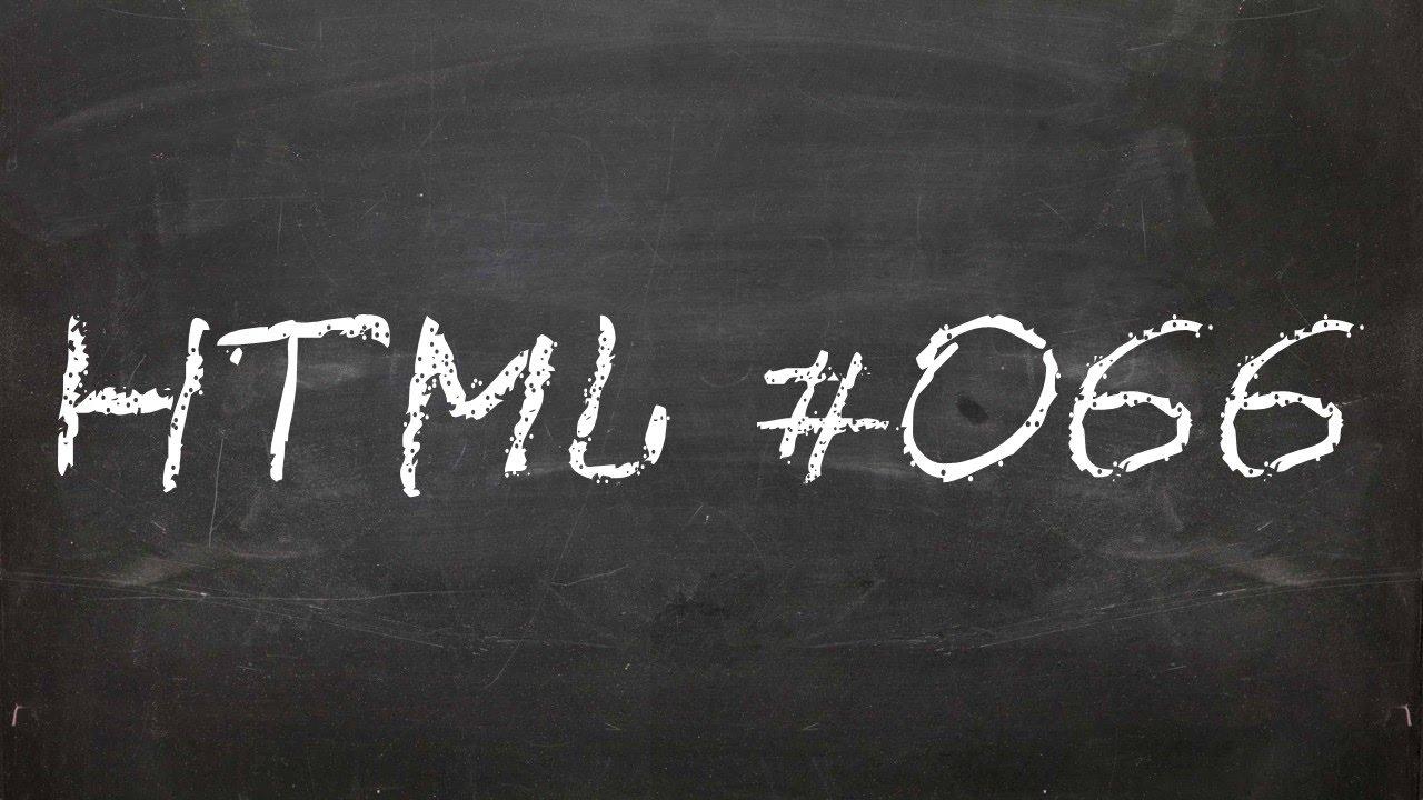 Уроки HTML. Изучаем как работают HTML таблицы.