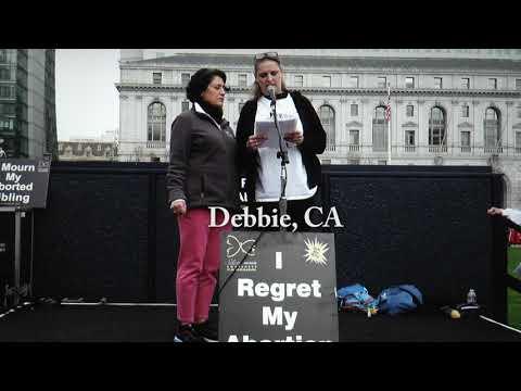 Debbie's 2020 Walk for Life Testimony