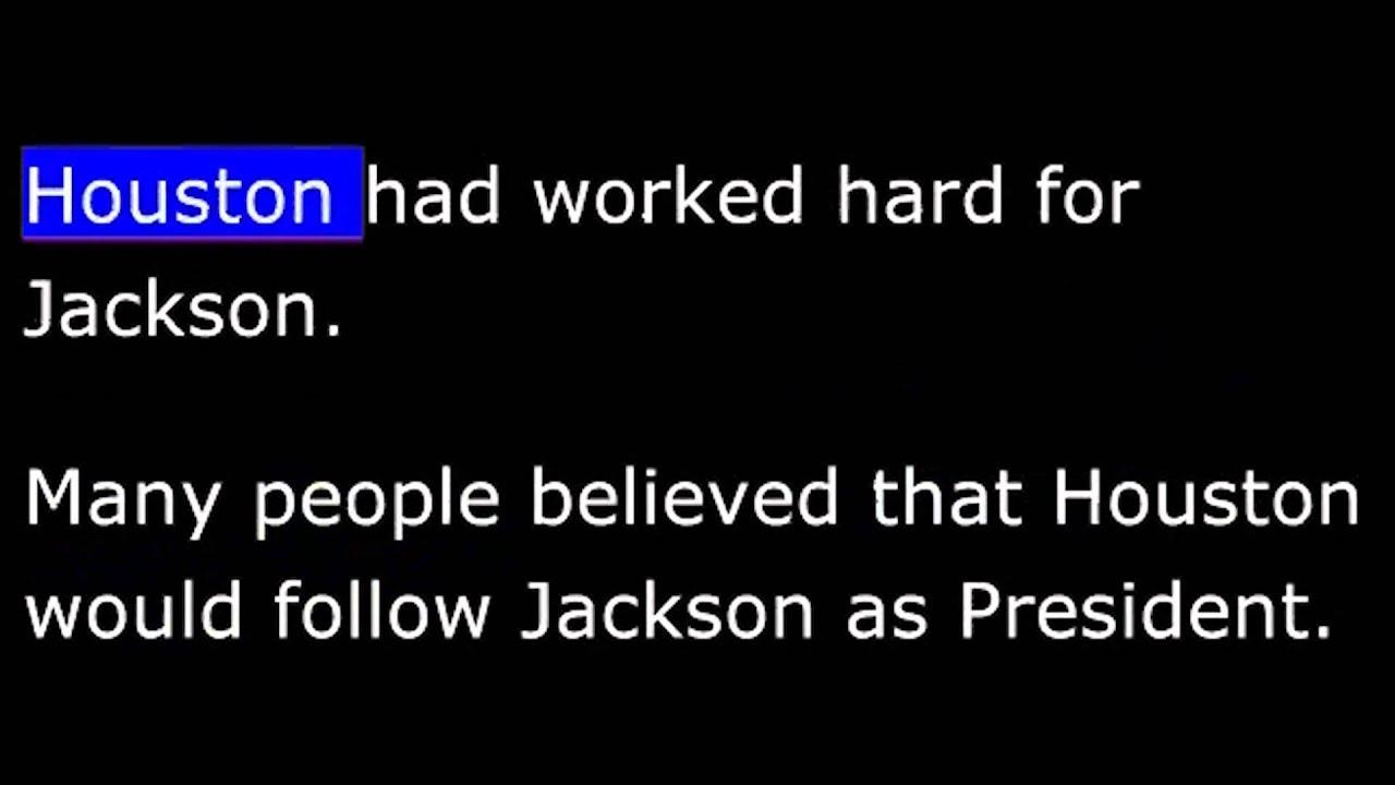 a biography of sam houston an american hero