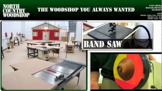 North Country Wood Shop - Demo Digital Signage
