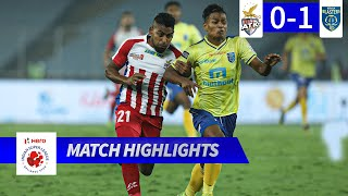 ATK FC 0-1 Kerala Blasters FC - Match 58 Highlights  Hero ISL 2019-20