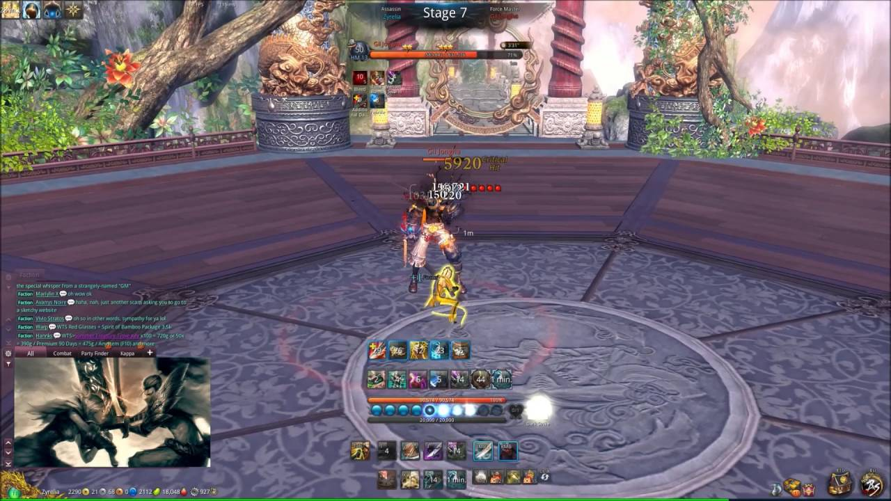 ToI Trial Arena - Stage 7 - Assassin vs all classes 3 stars (NA)