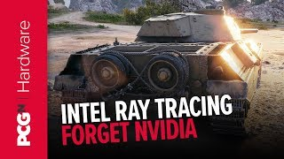Intel now has ray tracing... and Ryzen's real good at it! | Intel vs AMD