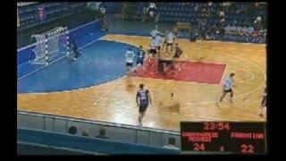 Chekhovskie vs Argentina - Amistoso 2016