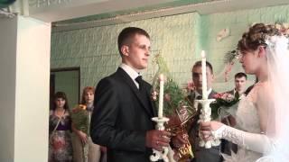 Свадьба в Смоленске Анны и Леонида