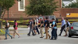 Update: 12 Killed After Gunman Opens Fire At Virginia Beach Office
