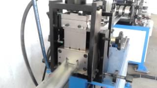 Alçıpan Profil Bükme Makinası & www.guler-makine.com
