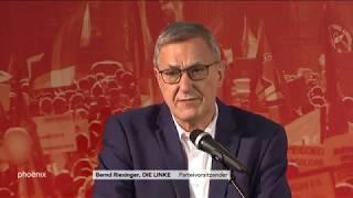 rede-bernd-riexinger-und-katja-kipping-beim-politischen-jahresauftakt-die-linke-am-12-01-2019