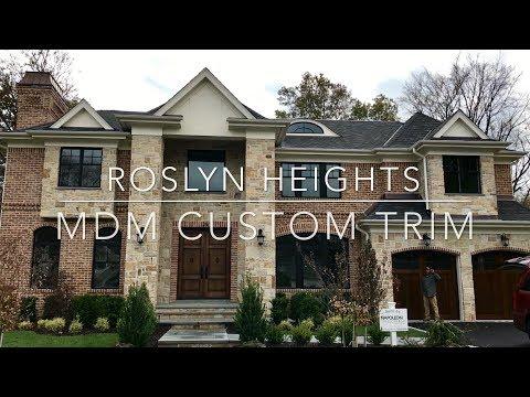 MDM Custom Trim | Roslyn Heights