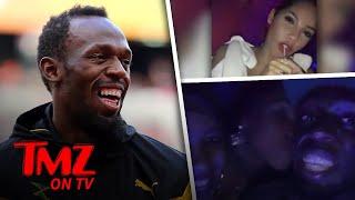 Usain Bolt – BODY SHOTS!   TMZ TV