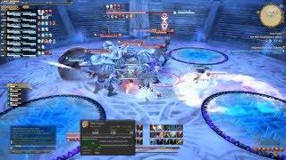 FFXIV: ARR - Shiva Hard Mode 60 FPS Gameplay