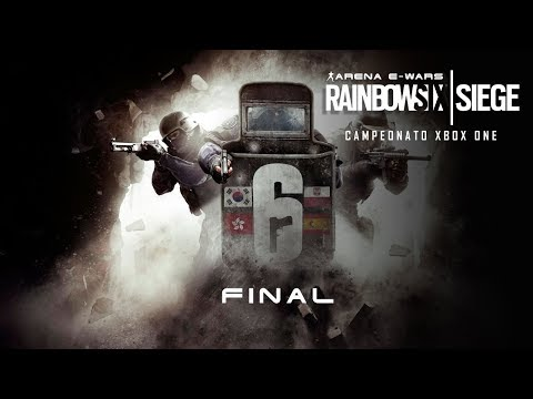 Final Arena E-Wars | Etapa Silver | R6S | Xbox One