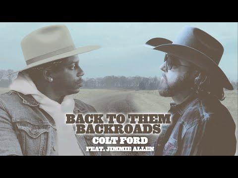 Смотреть клип Colt Ford - Back To Them Backroads Feat. Jimmie Allen
