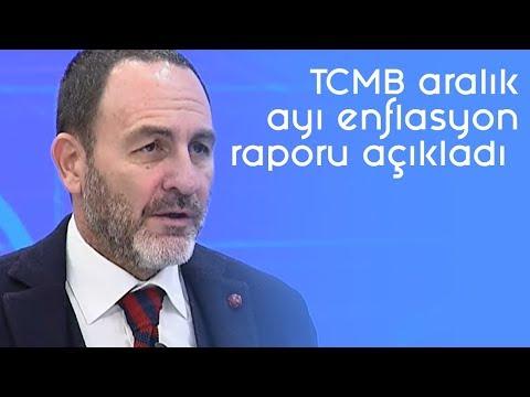 TCMB Aralık Ayı Enflasyon Raporu Açıkladı - Parasal - 1. Kısım - 6 Ocak 2020 - Prof. Dr. Emre Alkin