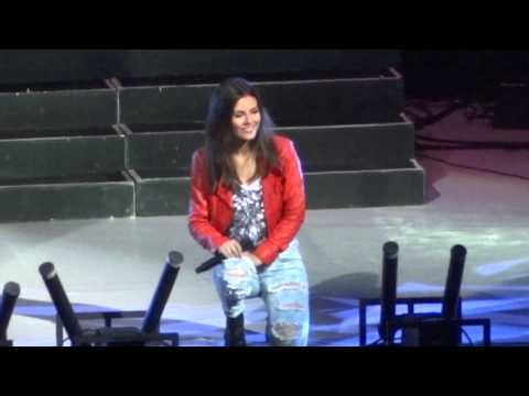 Victoria Justice  Make it Shine and Heres 2 Us  in Del Mar 62213