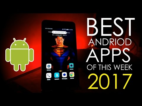 Best 5 Apps of January 2017 in Hindi (Week 1) - Technology Dunia Episode 1