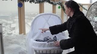 видео Постельное белье из хлопчатобумажной ткани ребенку