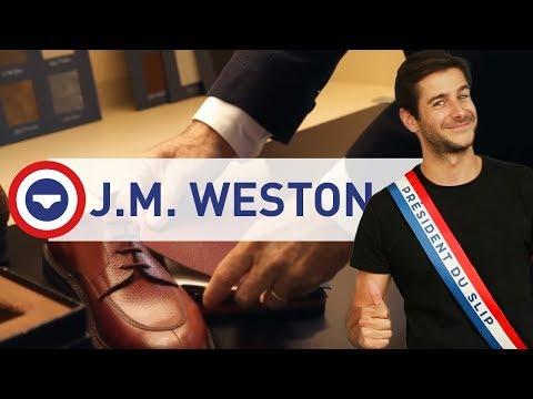 Le savoir-faire, la force de J.M. Weston l Les pépites de Guillaume #2