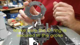 How To: Assemble a Nippon Oil Pump 2 Series Trochoid Pump