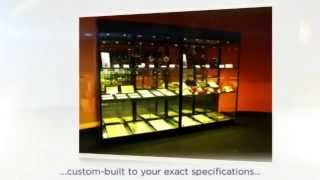 Museum Display Cabinets By Showfront