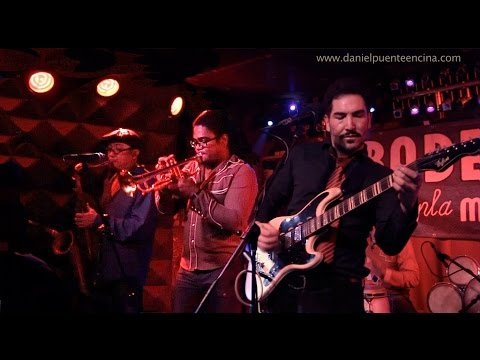 LIVE in Berlin - DANIEL PUENTE ENCINA & BAND