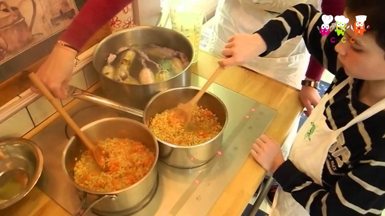 Crocochefs cours de cuisine parents enfants partir - Cours de cuisine enfant ...