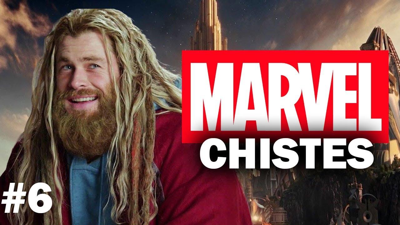MARVEL y sus CHISTES Vol.6 (Thor en el CLUB de la COMEDIA)