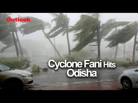 Cyclone Fani Makes Landfall, 175 Kmph Winds, Rains Lash Puri