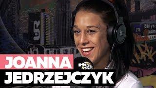 Joanna Jedrzejczyk, UFC Strawweight Champion, On Ronda Rousey + Beating Andrade