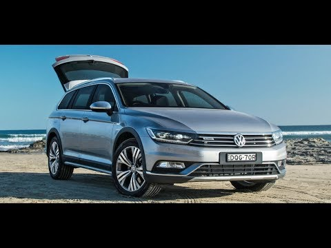 new car 2018 volkswagen passat alltrack review youtube. Black Bedroom Furniture Sets. Home Design Ideas
