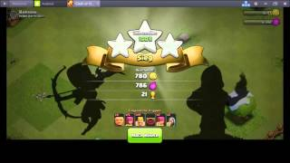 Let´s Play Clash of Clans #8 Wir greifen an!