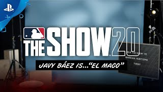 "MLB The Show 20 | Javy Báez is... ""El Mago"" 