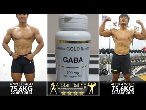 California Gold Nutrition, GABA