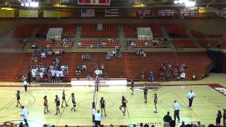 BYU-Hawaii Volleyball vs. UH-Hilo Game 1