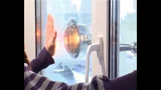 видео Плюсы энергосберегающих стеклопакетов