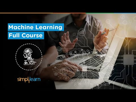 Machine Learning Course | Machine Learning Full Course In 10 Hours | Machine Learning | Simplilearn