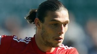Andy Carroll on the move? West Ham, Newcastle, Milan eye up bids for Liverpool ace