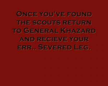 The Shadow Sword - Runescape's Secret blade!