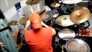 Outkast--Bombs Over Baghdad--Strinidrums Cover--29 March 2012.wmv
