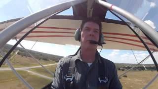 Excalibur Aircraft Mark Killip flying in Avon Park