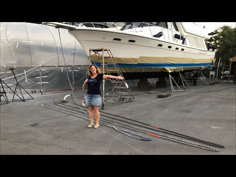 Update From The Boat Yard in Miami, FL - Boat Projects, Electronics, Anchor [Live Archive]