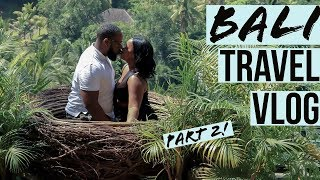 Video BALI TRAVEL VLOG! WELCOME TO BALI! Part 2! download MP3, 3GP, MP4, WEBM, AVI, FLV September 2018
