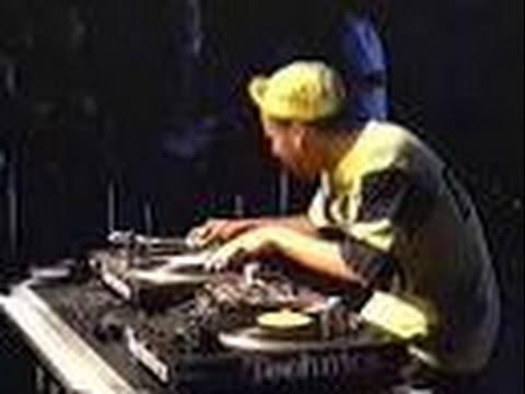 DMC UK Dj Mix Championship 1991 DJ RECKLESS dmc WINNER {VIDEO RAW}