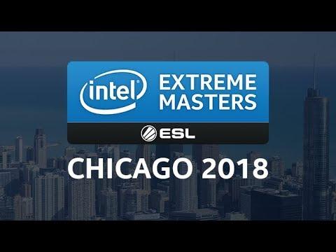 LIVE: IEM Chicago 2018: Mousesports vs Luminosity - Decider