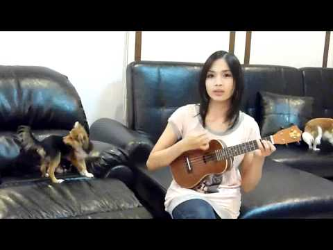 LArc~en~Ciel Blurry eyes ukulele