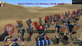 Mount and Blade Napoleon War #1 Bitwa na bagnety
