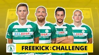 Freekick Challenge na Bohemians: Dobrá pětibába!